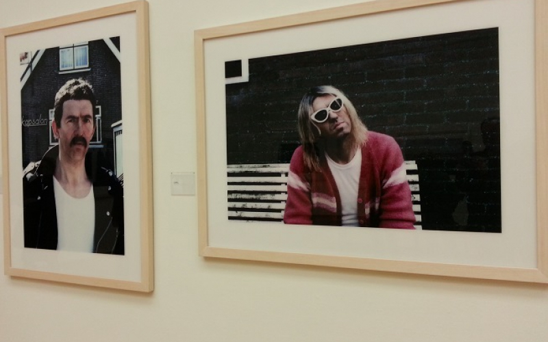 a.somebody: Anton Corbijn als Freddie Mercury en Kurt Cobain
