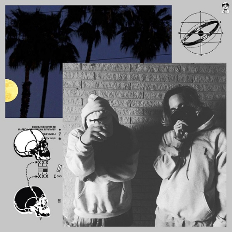 $uicideboy$ – Now The Moon's Rising (2015)